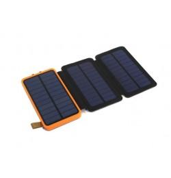 Портативный внешний аккмулятор с солнечной батареей NK-HC14