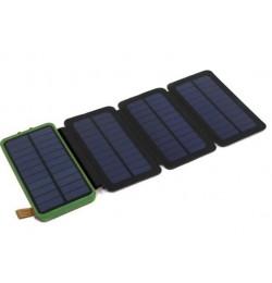 Портативный внешний аккмулятор с солнечной батареей NK-HC15