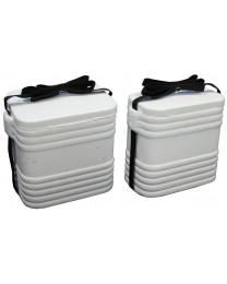 Контейнер пенопластовый для рыболовной наживки 0,6 (16 шт/кор)