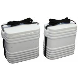 Контейнер пенопластовый для рыболовной наживки 0,4 (20 шт/кор)